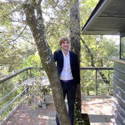 Nelson Wilmotte, l'architecte qui réinvente la cabane de jardin