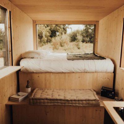 La Tiny House, nouvelle destination pour vacances responsables. Et désirables